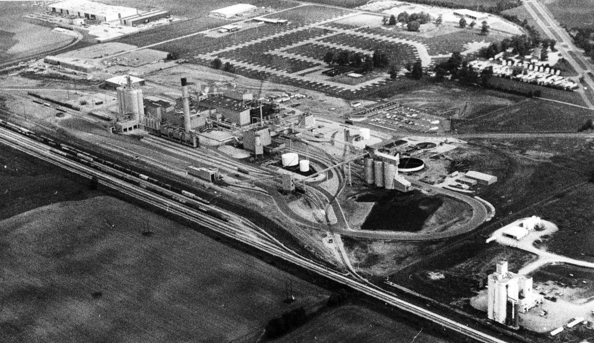 Staley Lafayette 1978