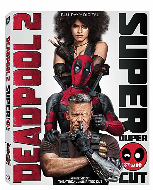 Deadpool 2, publicity photo