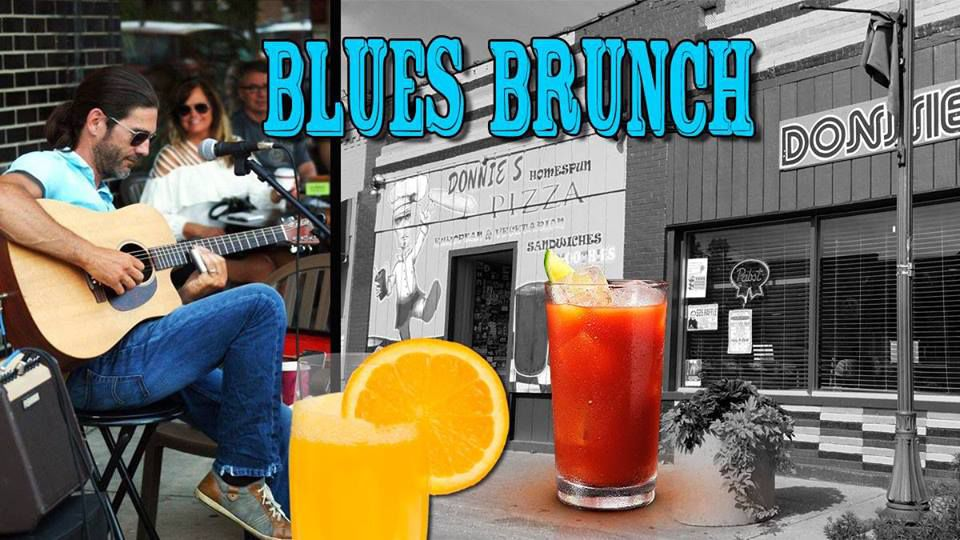 Blues Brunch at Donnie's with Joe Asselin