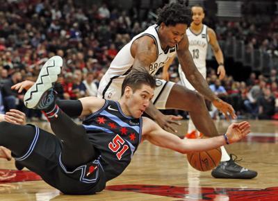 Nets Bulls Basketball (copy)