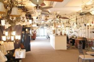 The Lighting Center Showroom