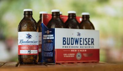 Budweiser Six Pack Freedom Reserve Red Lager