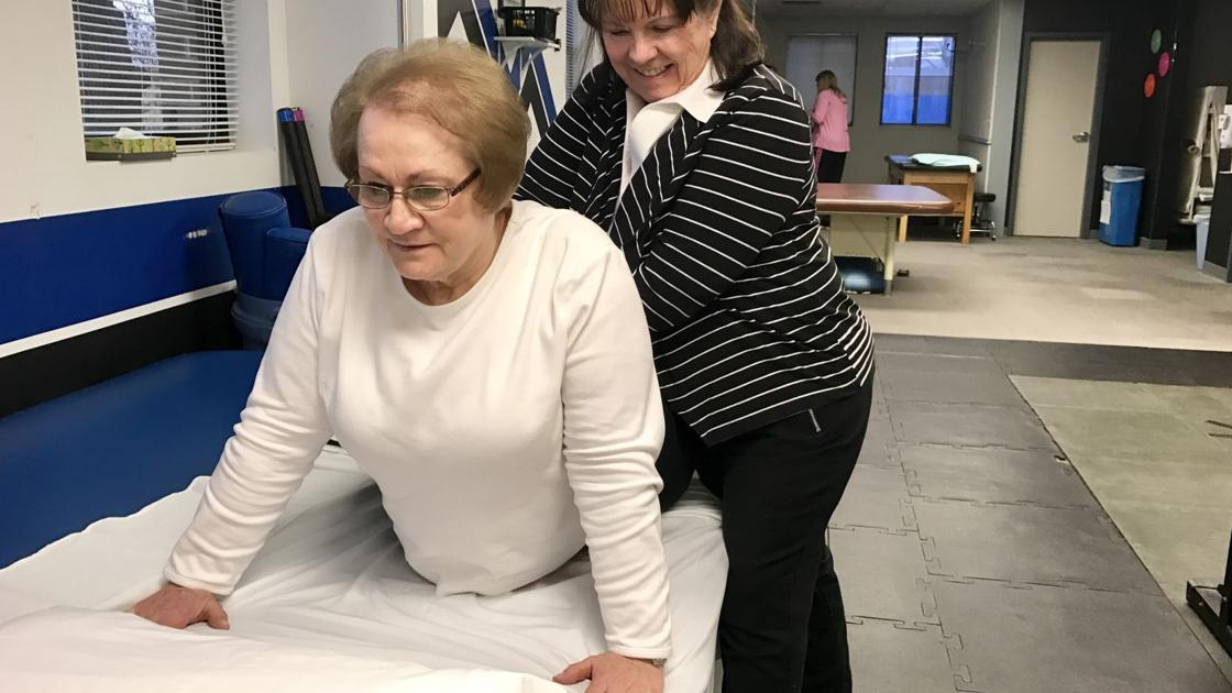 For pain sufferers, physical therapy offers treatment without opioids