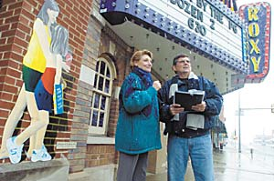 Painting the town: Shelbyville celebrates its quality of life with art on downtown buildings
