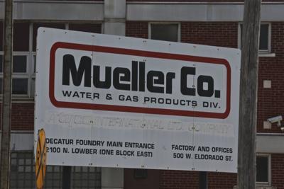 Mueller Co. Foundry