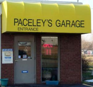 Paceley's Garage