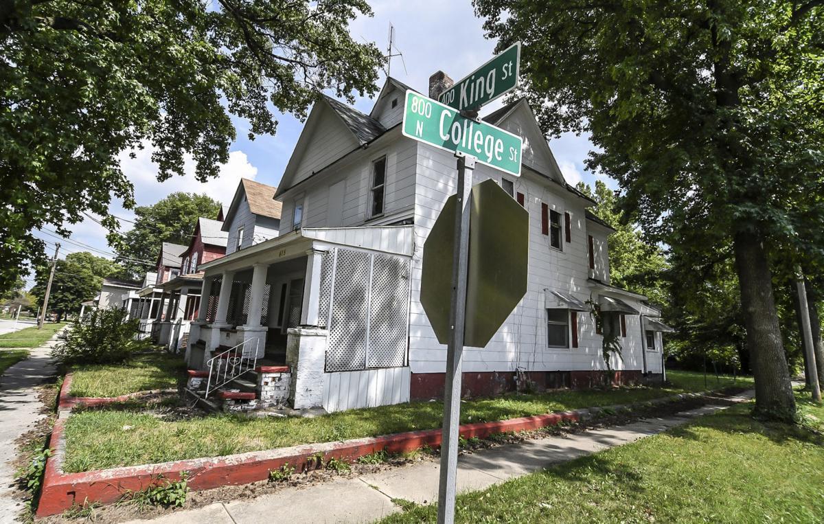 Decatur neighborhood revitalization effort