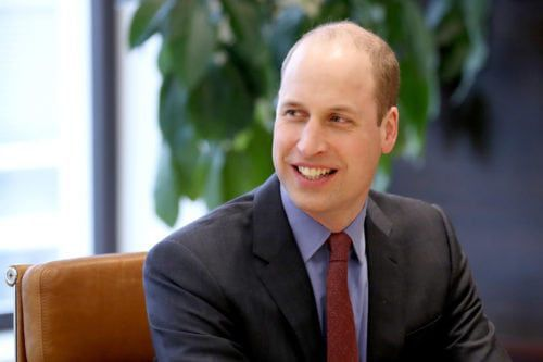 Prince William Launched A New Website Meant To Improve Mental Health