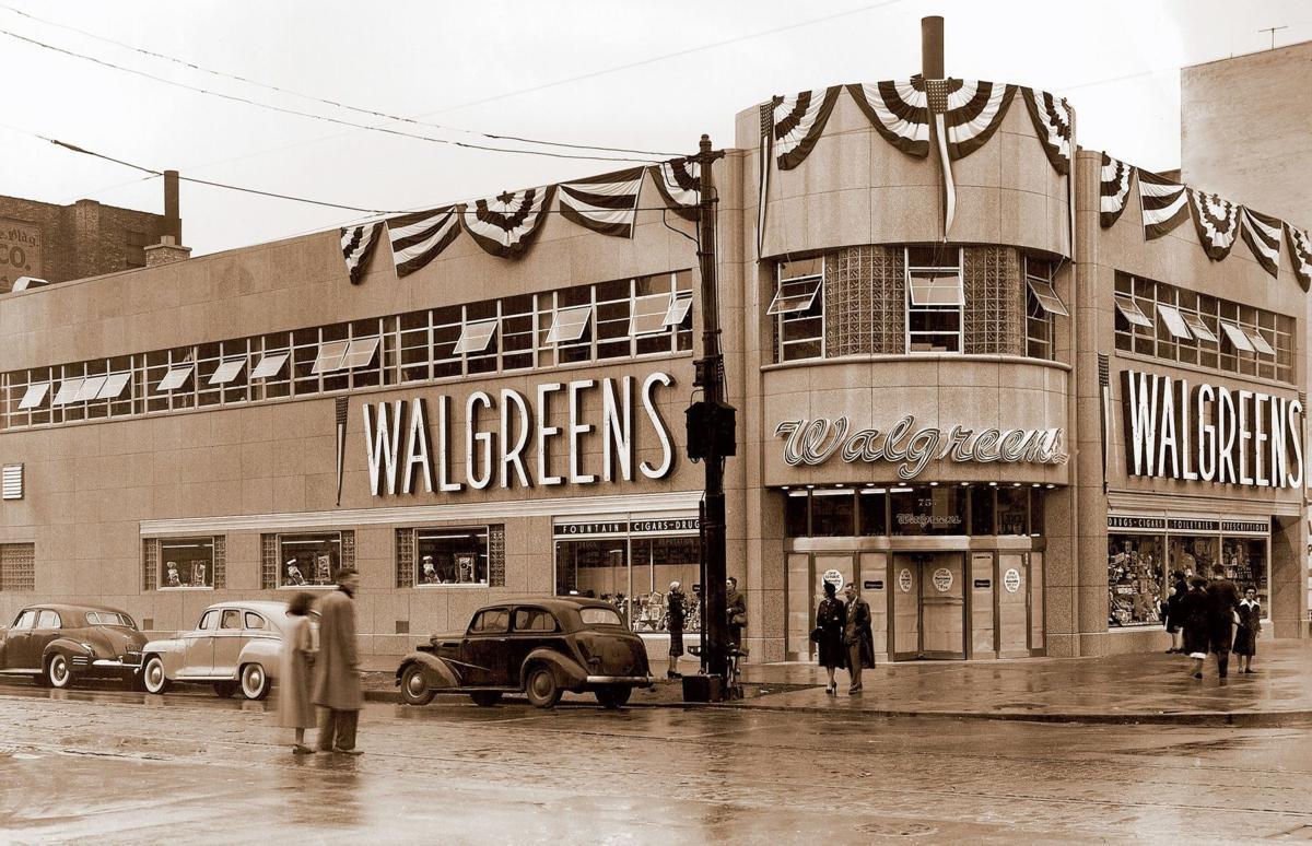 Bicentennial National Pharmacy Walgreens Got Its Start In