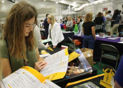 1000 Students Explore Opportunities During Decatur College Career Fair