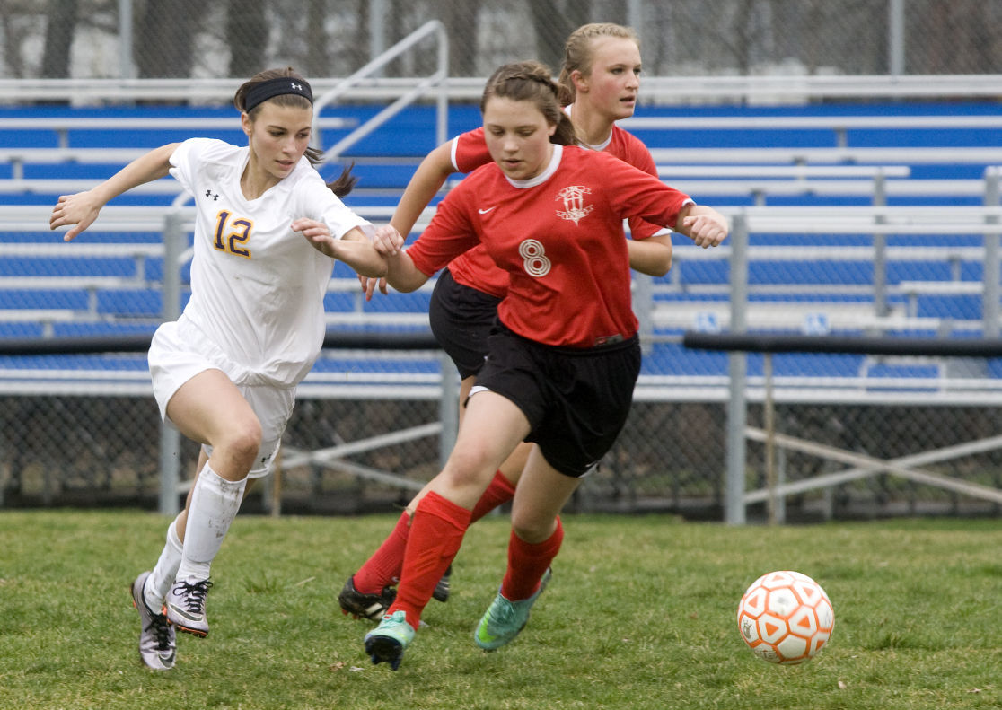 Finding a balance: An improved Monticello girls soccer team ready