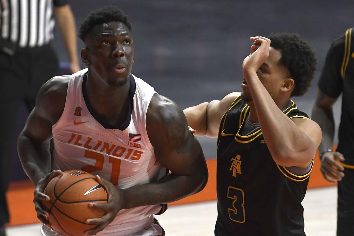 North Carolina A T Illinois Basketball