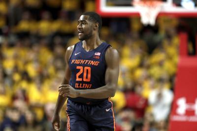 Illinois Maryland Basketball