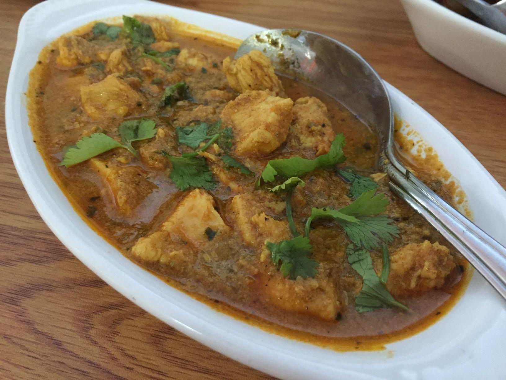 Chicken masala - Maharani
