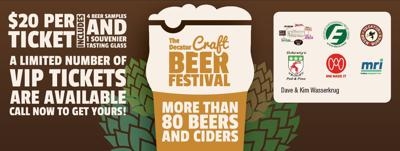 The Decatur Craft Beer Festival