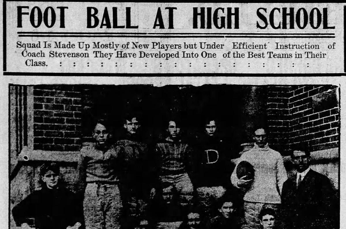 H&R 1904 Decatur football