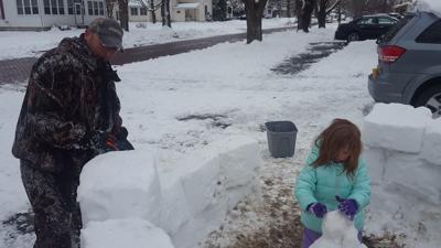 Building with snow (copy)