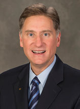 Randy J. Dunn - president of SIU