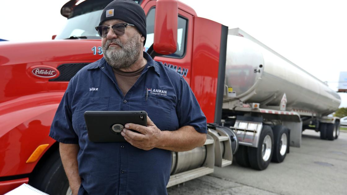 For Central Illinois truckers, $23 billion in road fixes can't come soon enough