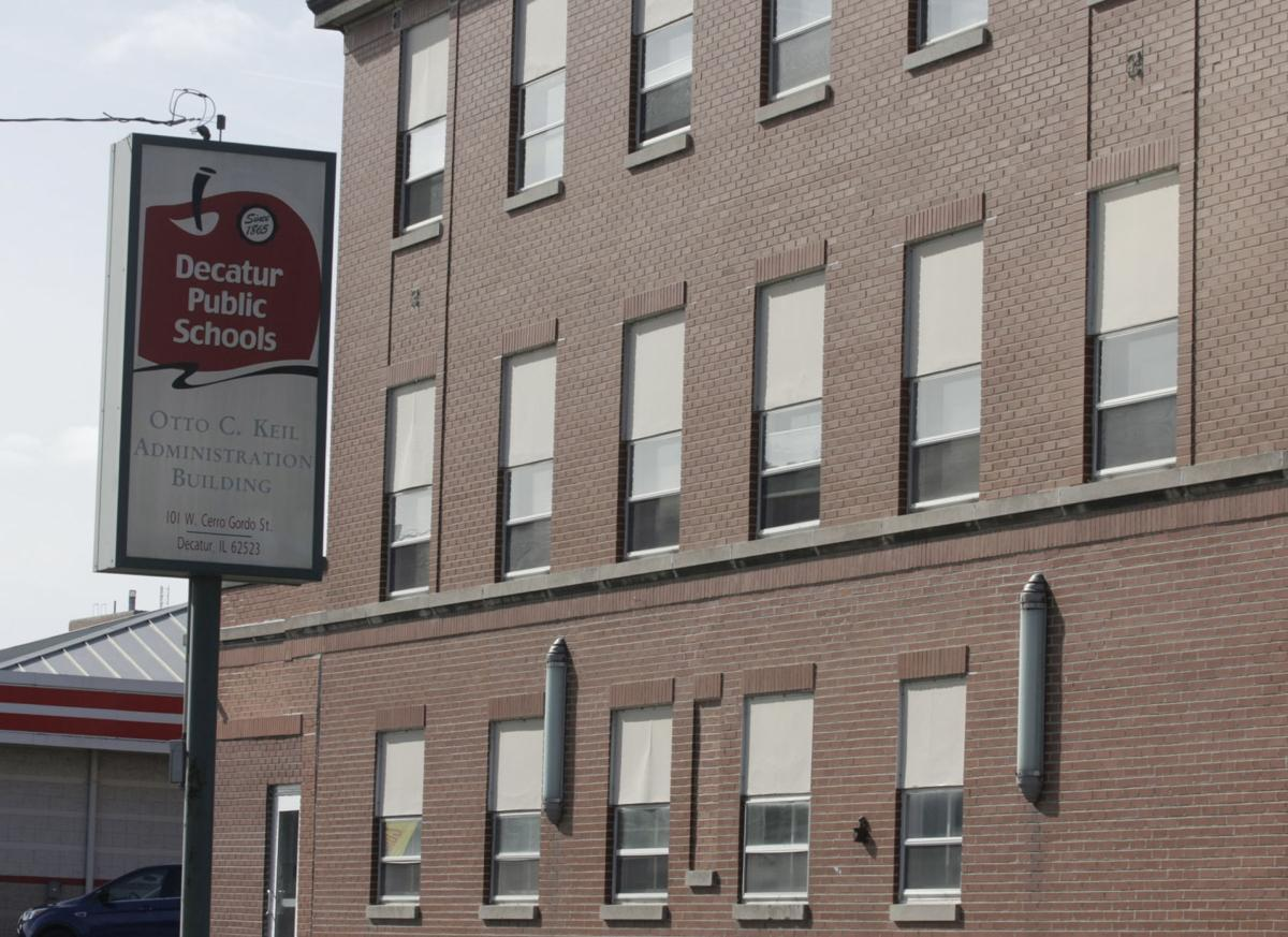 Decatur School District Headquarters