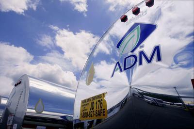 ADM navigates grain glut