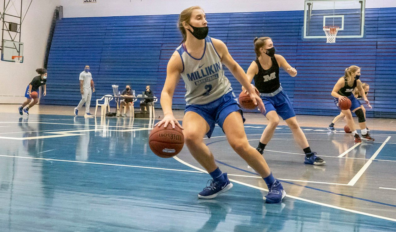 No 13 Millikin Women Fall In Overtime To Illinois Wesleyan Millikin Herald Review Com