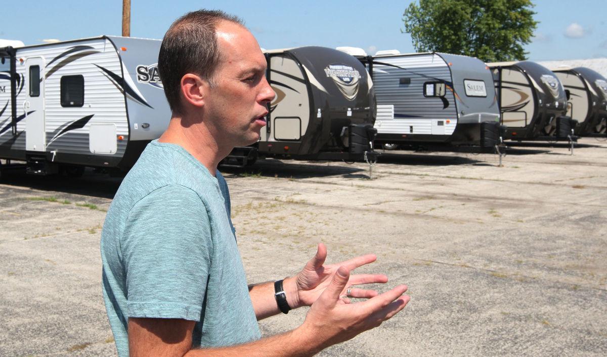 Rolling Comfort Rv Sales Gaining Speed Local Herald