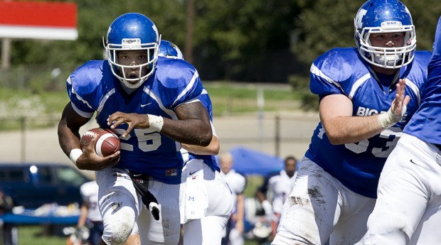 Photos Millikin University Vs Hope College Football