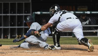 Mariners White Sox Baseball