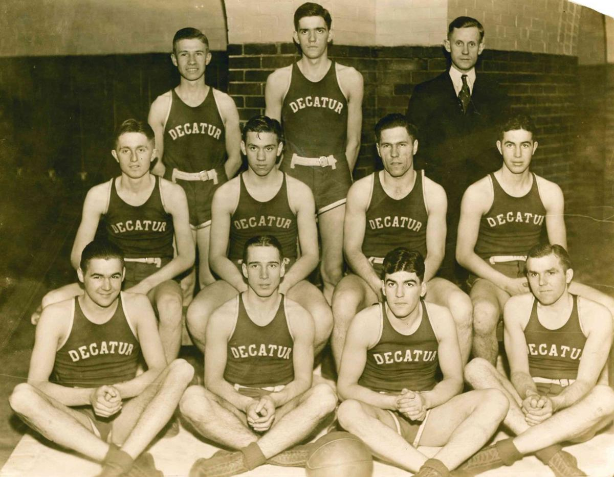 1930-31 Decatur High School print