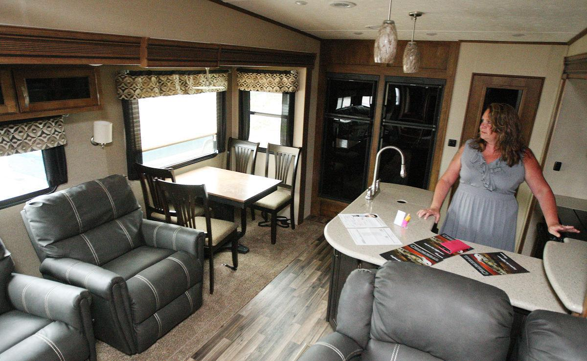 rolling comfort rv sales gaining speed local herald review com
