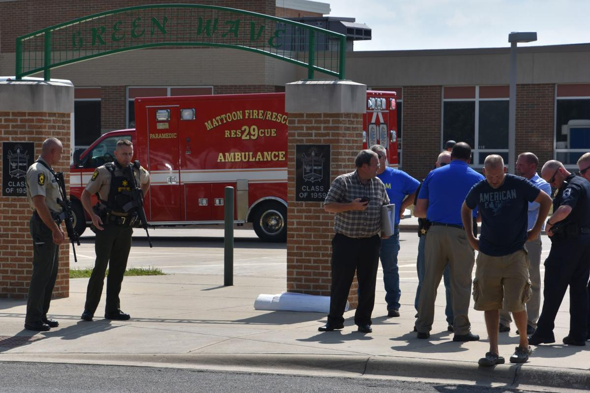 Mattoon Student Opens Fire In Cafeteria, Wounding 1