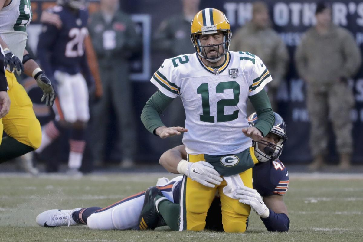 ee7e752f6 Chicago Bears clinch NFC North
