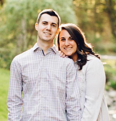 Alexander Collier and Molly Dunn