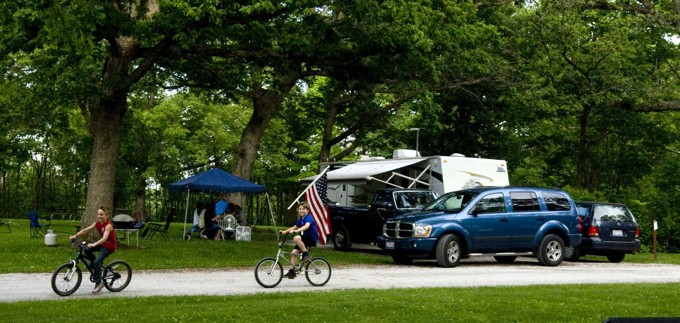 Camping decatur il