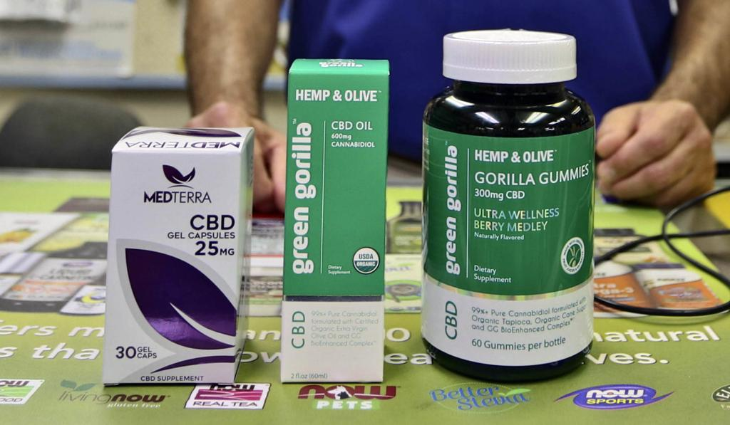 CBD is everywhere but is it legal? Here's what you need to