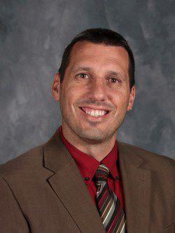 Mount Zion Superintendent Travis Roundcount