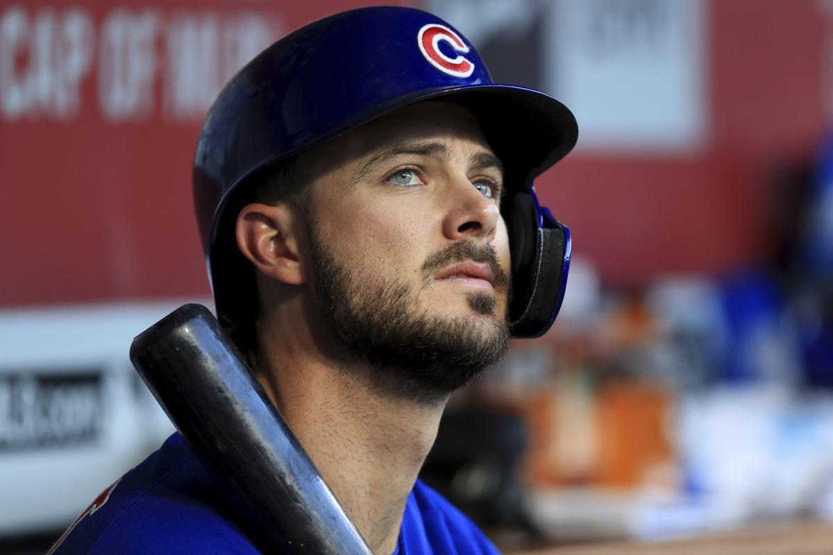 Cubs-Bryant Grievance Baseball