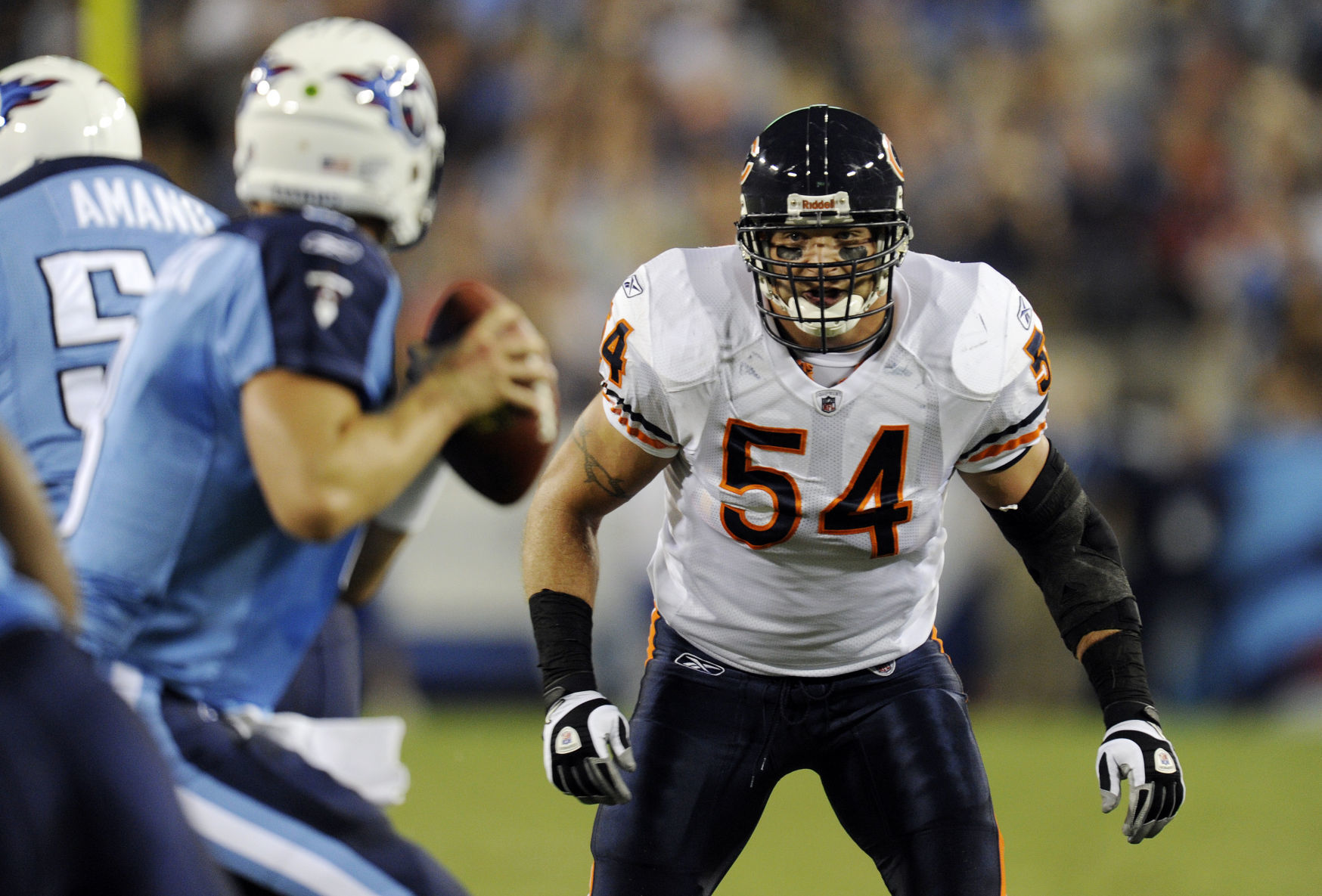 The best Brian Urlacher stories from ex-teammates, coaches and ...