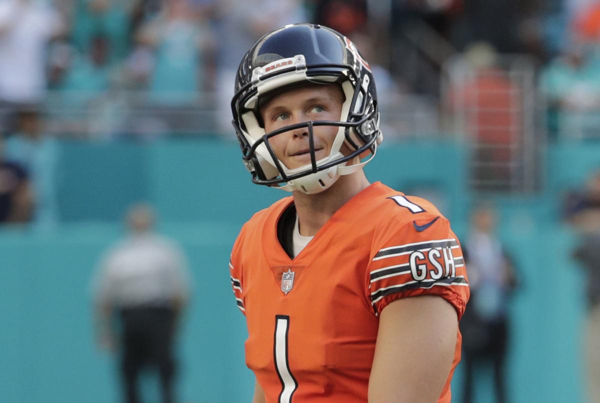 b4e1e005 Bears Q&A: Could the Bears sign Robbie Gould to replace Cody Parkey ...