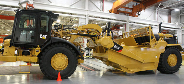 Cooling energy sector pings Caterpillar in second quarter | Local