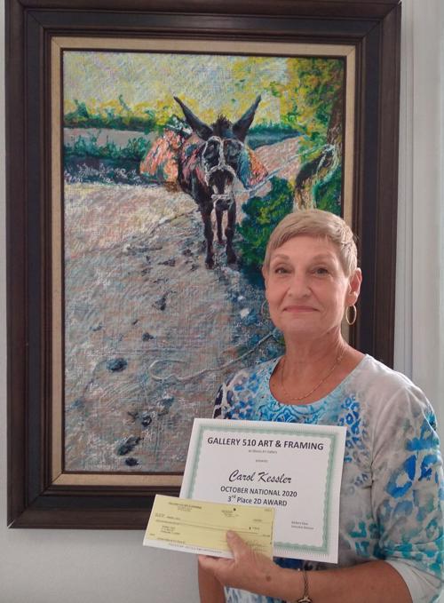 Carol Kessler Art Award