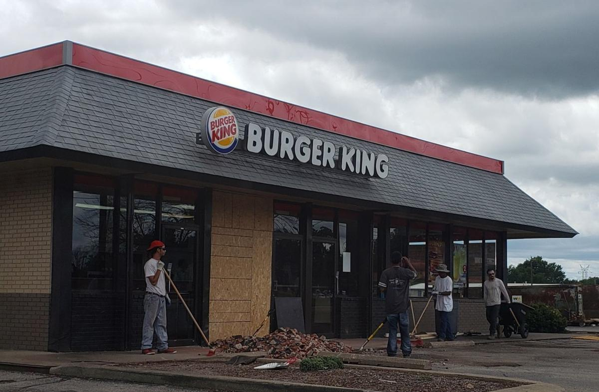 Burger King Car Crash