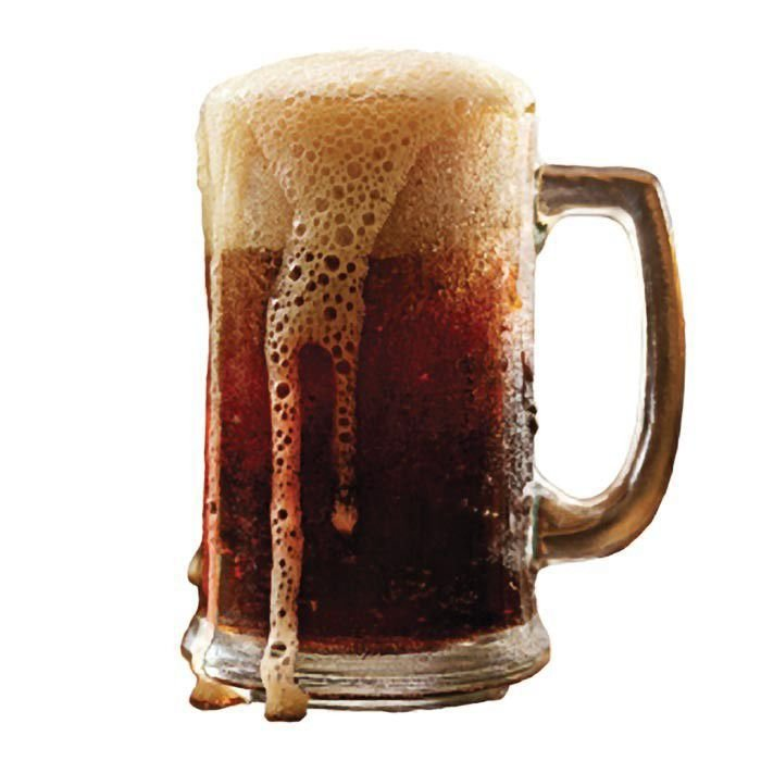 Getting Down To The Bottom Of Root Beer Mug