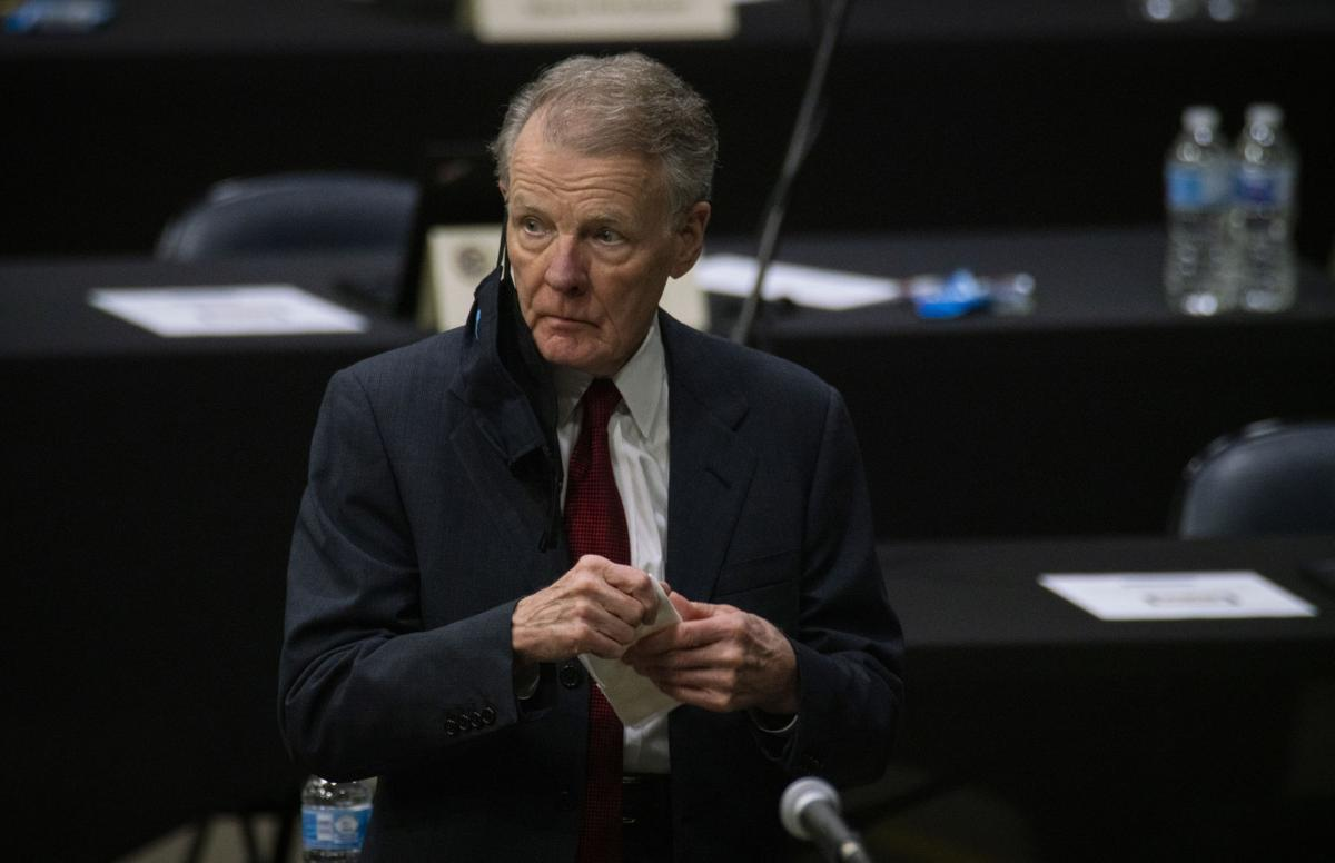 Illinois House Speaker Election (copy)