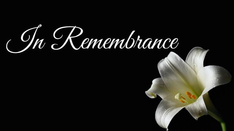 in remembrance locals who passed on in september obituaries