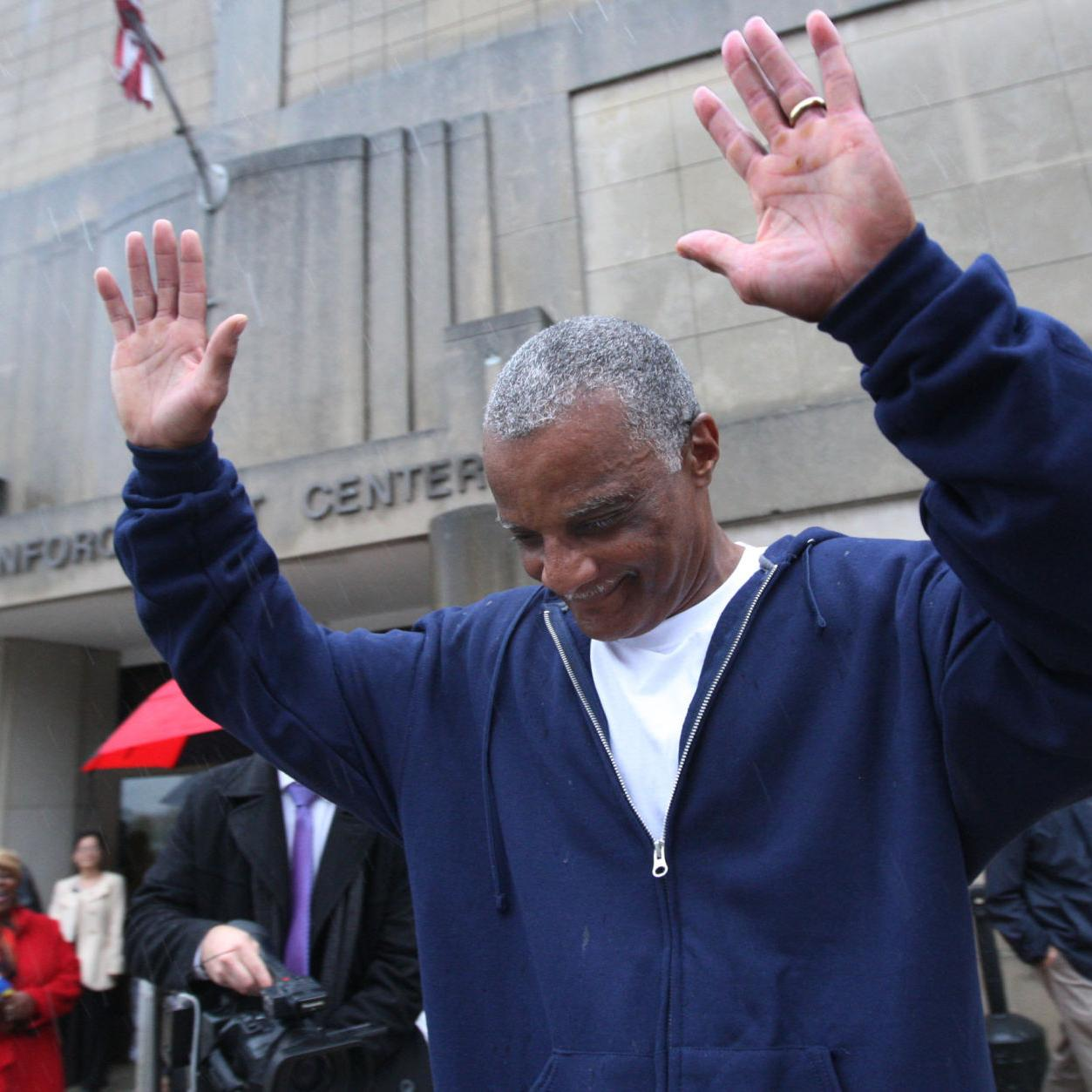 Man Freed After Wrongful Murder Conviction Crime And Courts