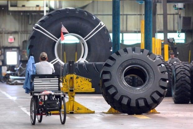 Bridgestone Announces Bloomington Normal Plant Expansion