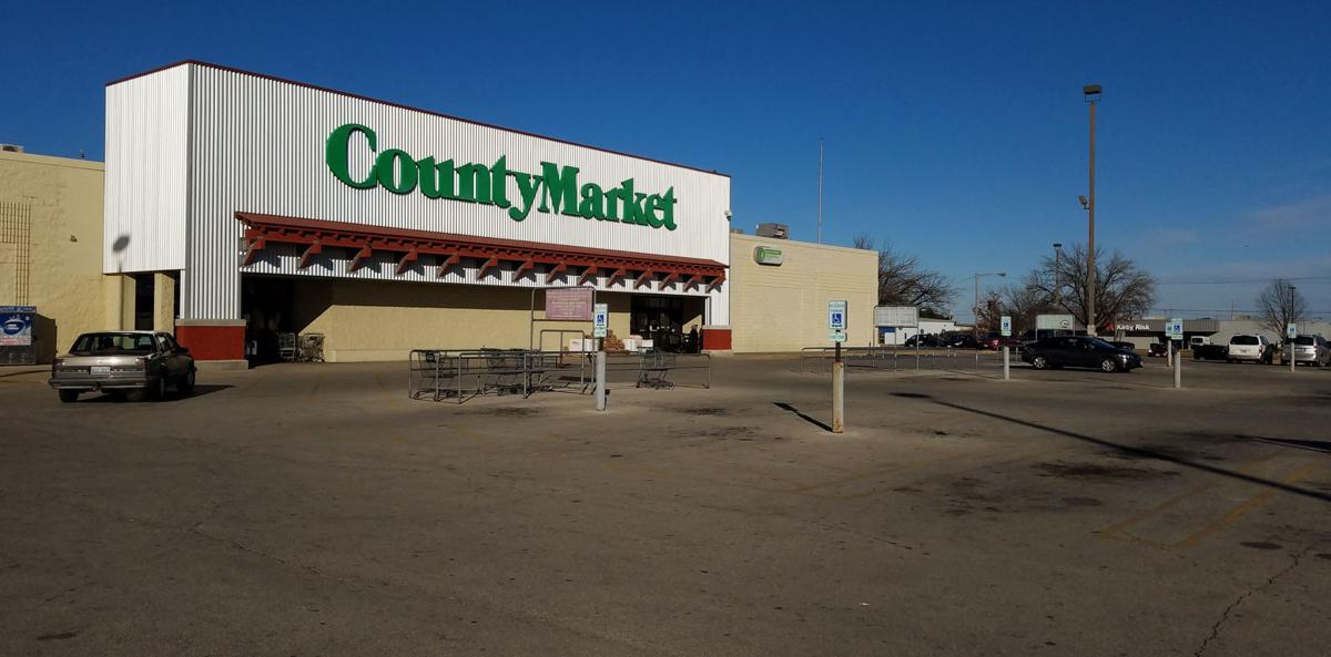 County Market on Pershing