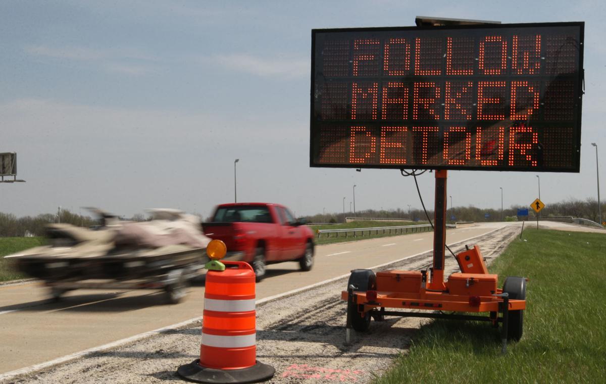 Detour Sign 5.2.18